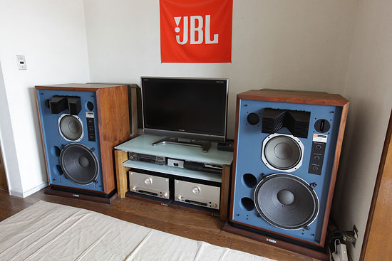 K様 JBL 4341WX