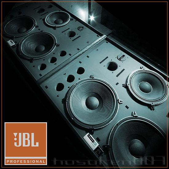 JBL 4350 ダブルウーファー 往年の名機