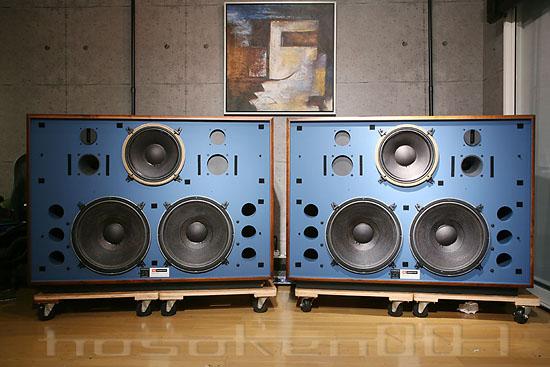 JBL4350ダブルウーファースタジオモニター