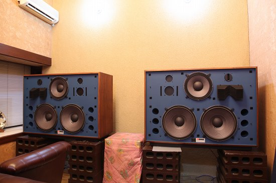 JBL 4350 repaint