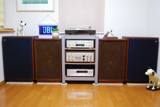 SHINKOH SHA JBL D130 + LE85 + 2405 3way
