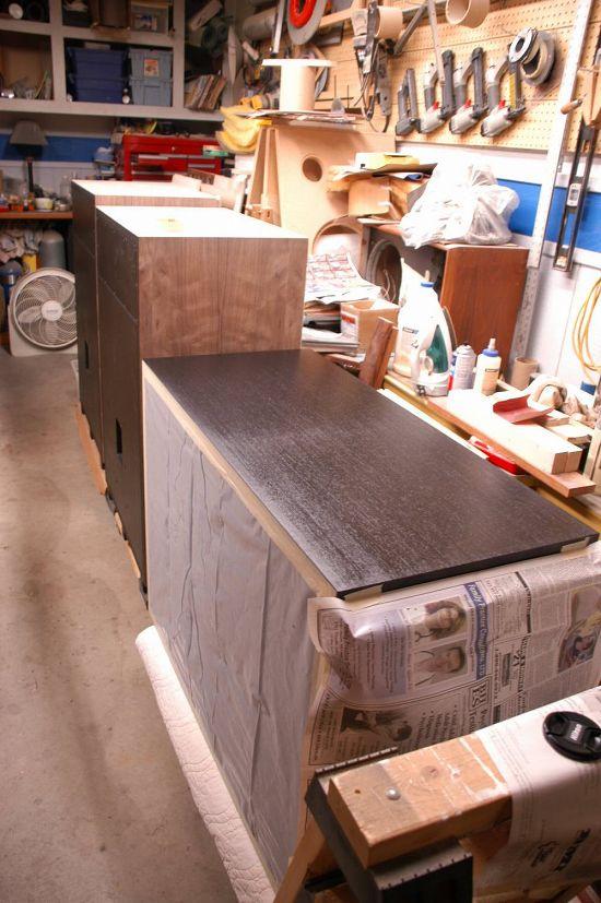 JBL 4345 custom made