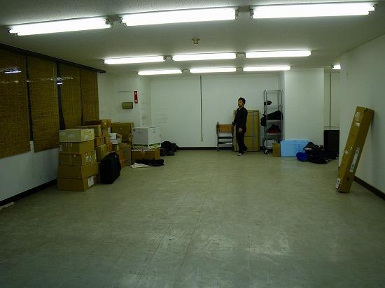 倉庫事務所