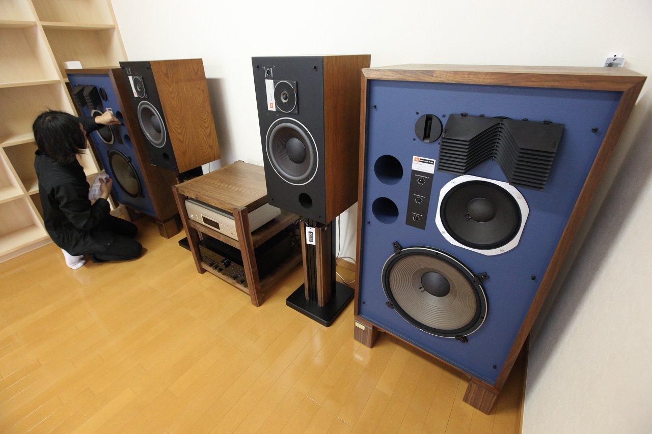 jbl 43xx series speakers kenrick sound page 6 speakers subwoofers stereonet. Black Bedroom Furniture Sets. Home Design Ideas