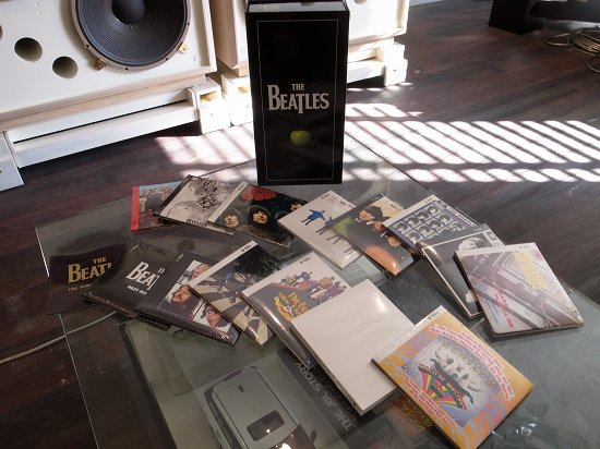 The Beatles Remaster BOX