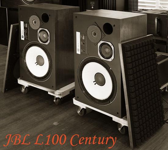 JBL L100 Century