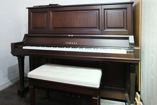 YAMAHA W201B アップライトピアノ