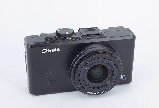 シグマ カメラ 高画質 1400万画素